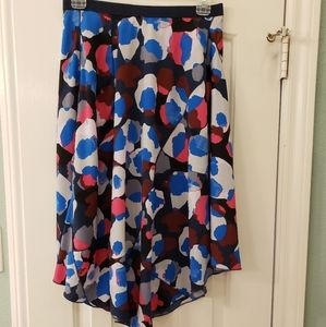 Flowy knee length Skirt